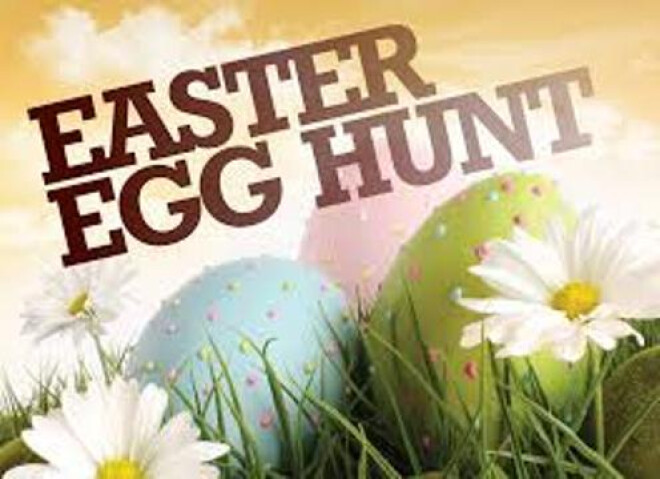 11:30 am Easter Egg Hunt