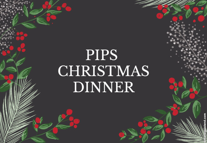 PIPs Christmas Event