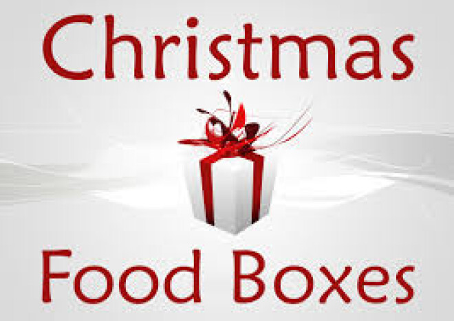 Christmas Food Boxes