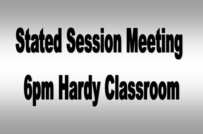 Stated Session Meeting